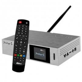 Receptor Duosat Prodigy S Full HD Wi-Fi ACM Hibrido