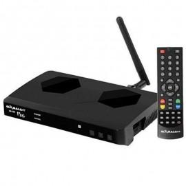 Receptor Globalsat GS-120 Plus HD Wi-Fi ACM