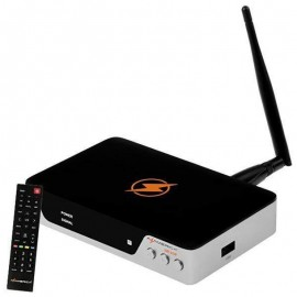 Receptor Azamerica Silver HD Wi-Fi ACM