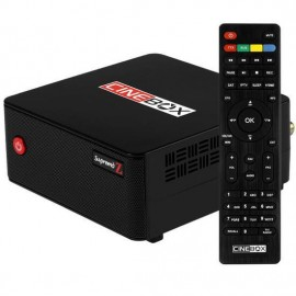 Receptor Cinebox Supremo Z Ultra HD 4K