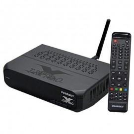 Receptor Freesky Triplo X HD Wi-Fi ACM