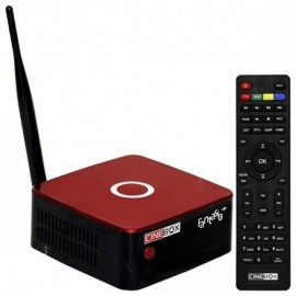 Receptor Cinebox Fantasia+ Plus HD Wi-Fi